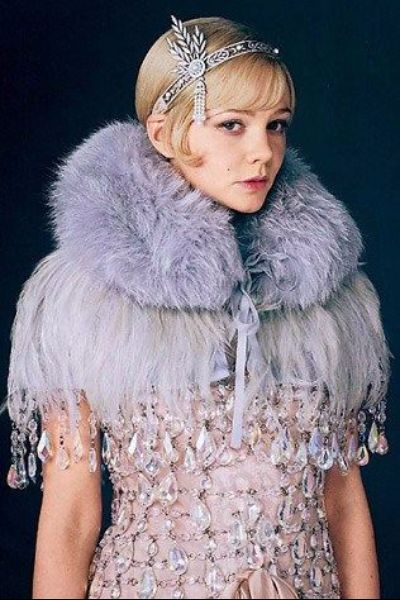 The Daisy Buchanan Glam Hairstyle