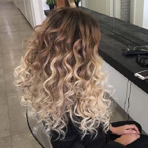 How To Make Roots Curly Naturally