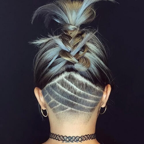 Undercut for Women 60 Chic and Edgy Ideas to Try Out