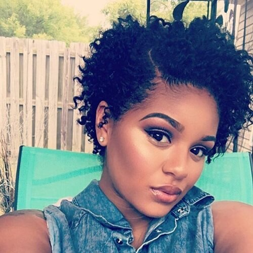 50 Cute Natural Hairstyles for Afro-textured Hair | Hair Motive ...