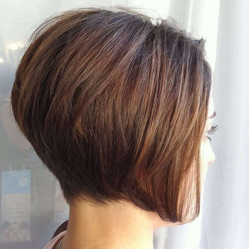 Growing Out a Pixie Cut in A-line Bob