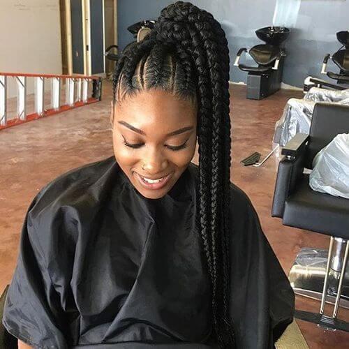 50 Flattering Goddess Braids Ideas To Inspire You Hair