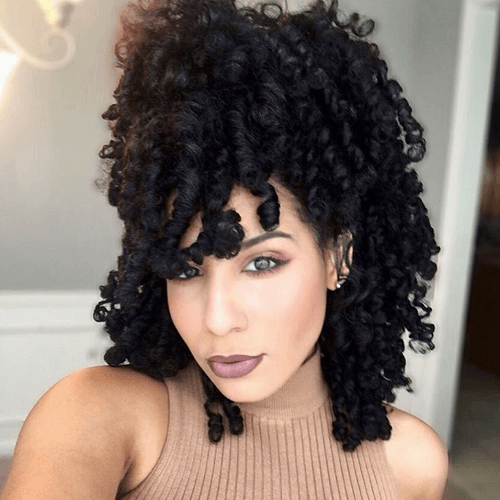 HD wallpapers styling natural ethnic hair