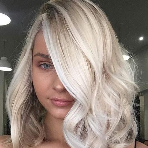 Platinum Blonde Contourage