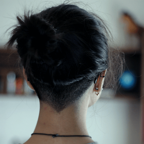 Sweet and Simple undercut