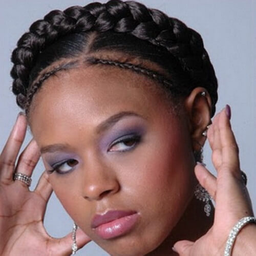 55 Flattering Goddess Braids Ideas to Inspire You! | Hair Motive Hair Motive