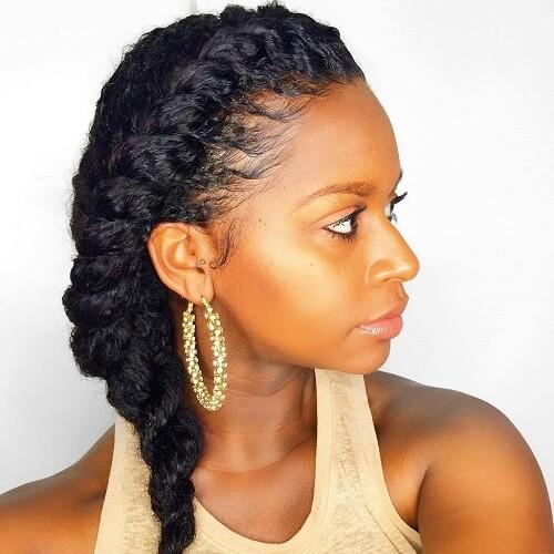 50 Cute Natural Hairstyles For Afro Textured Hair Hair Motive Hair