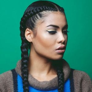 55 Flattering Goddess Braids Ideas to Inspire You