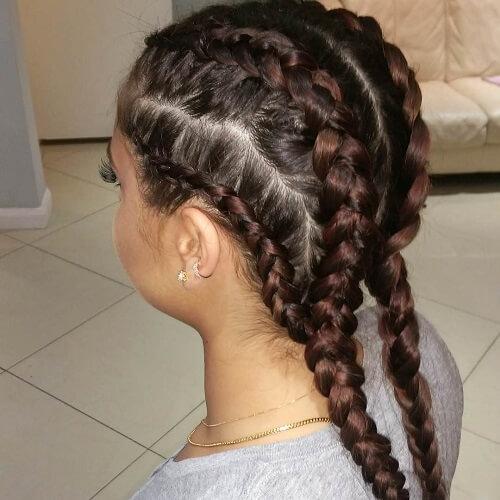 combining braids