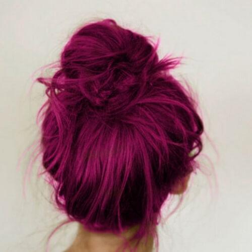 50 fabulous purple hair suggestions hair motive hair motive red purple hair urmus Images