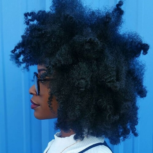 Big and Beautiful Afros