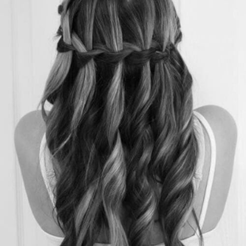 Braided Medium to Long Hairstyles