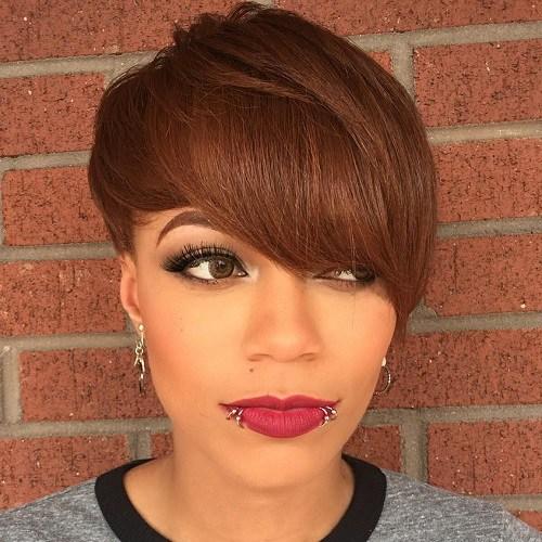 50 Short Hairstyles For Black Women Splendid Ideas For