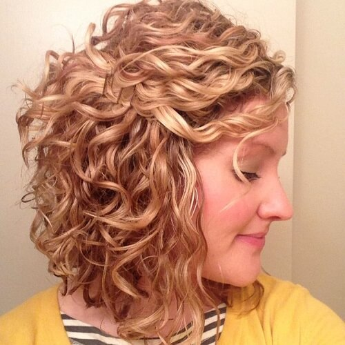 Easygoing Curls