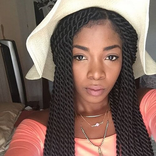 Hats and Twists