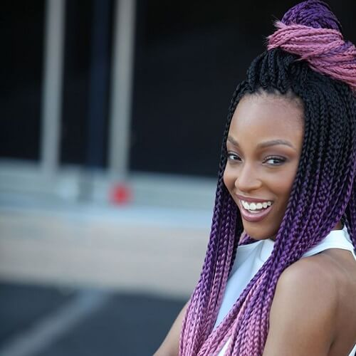 50 Sensational Styling Ideas for Senegalese Twists | Hair