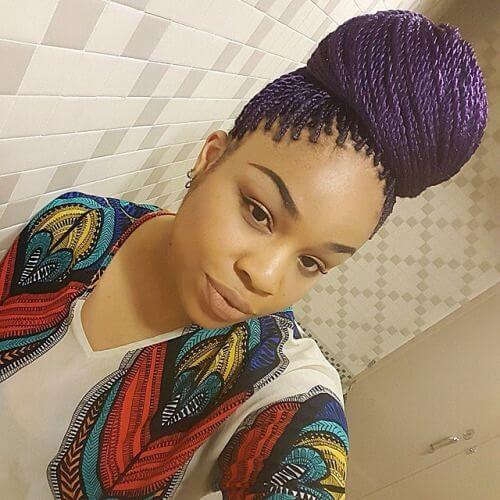 50 Sensational Senegalese Twist Styling Ideas | Hair