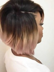 Short Bob Hairstyles for Black Women Over 40