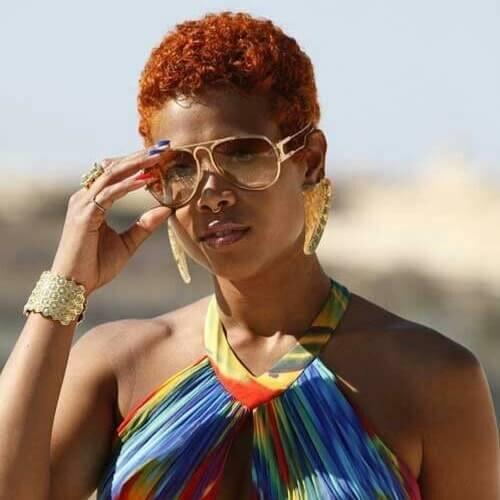 50 Short Hairstyles For Black Women Splendid Ideas For You Hair Motive Hair Motive
