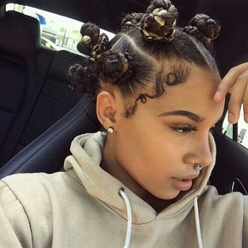 dope hair style 50 beautiful bantu knots ideas for inspiration hair 6255