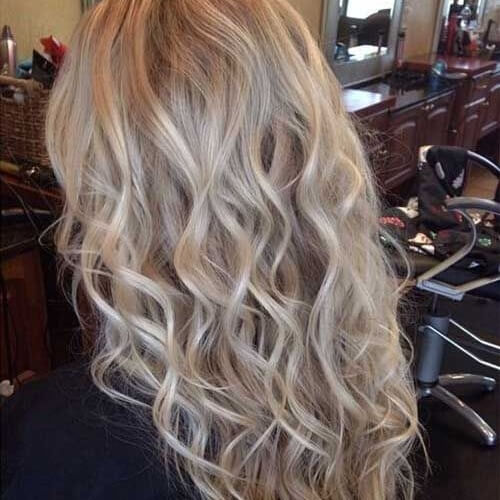Beach Wave Perm