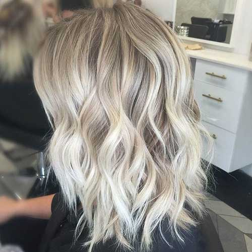Blonde Gray Hair