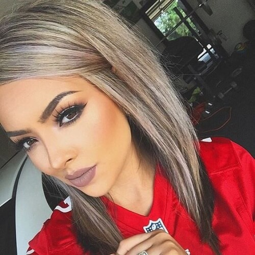 50 Charming Brown Hair with Blonde Highlights Suggestions ...