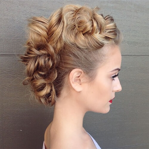 50 Brilliant Faux Hawk Styling Ideas to Try Out | Hair