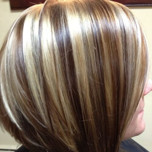 Brown Hair With Honey Highlights - Hairs Picture Gallery