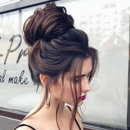 50 Graceful Updos For Long Hair You Ll Just Love Hair Motive Hair Motive