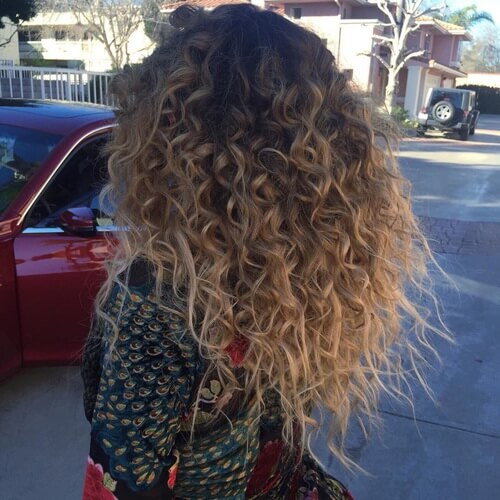 50 Marvelous Perm Ideas For Curly Wavy Or Straight Hair Hair