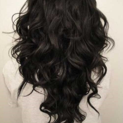 Curly Perm for Black Hair