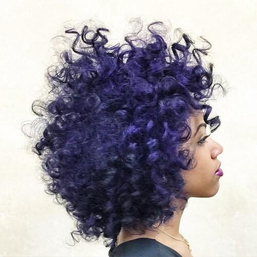 Deep Purple Beauty