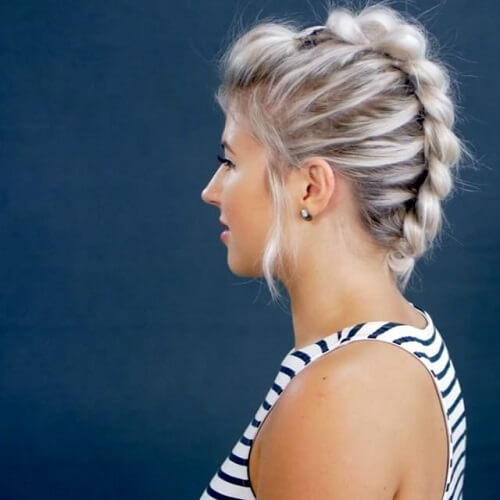 50 Brilliant Faux Hawk Styling Ideas To Try Out Hair Motive Hair Motive