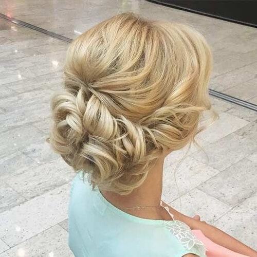 Formal Updos for Long Hair