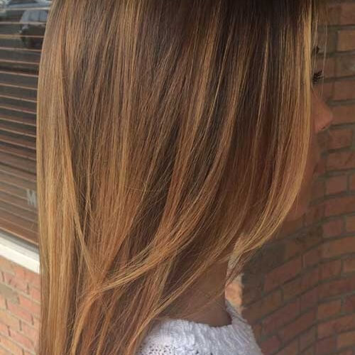 Brown Hair With Blonde Highlights 55 Charming Ideas