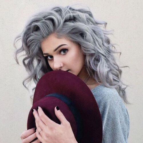 32cfa612 52 Lavish Gray Hair Ideas You'll Love | Hair Motive Hair Motive