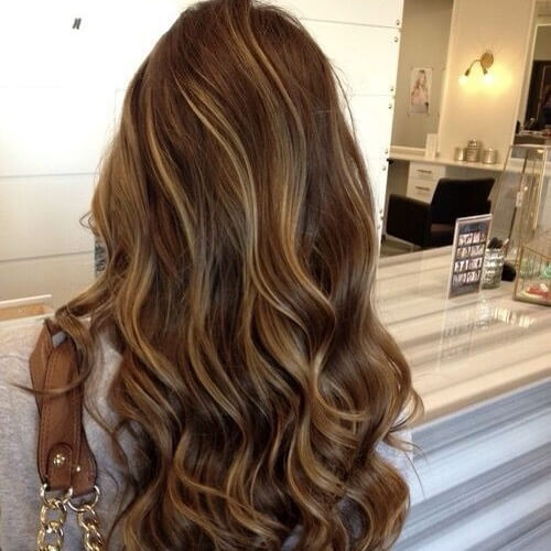 Brown Hair With Blonde Highlights 55 Charming Ideas Hair