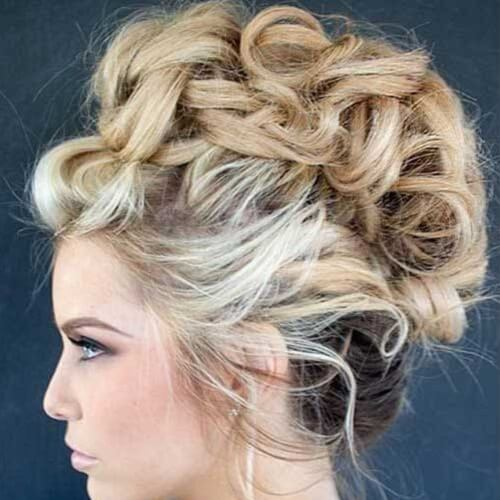 Awe Inspiring 50 Brilliant Faux Hawk Styling Ideas To Try Out Hair Motive Hair Schematic Wiring Diagrams Amerangerunnerswayorg