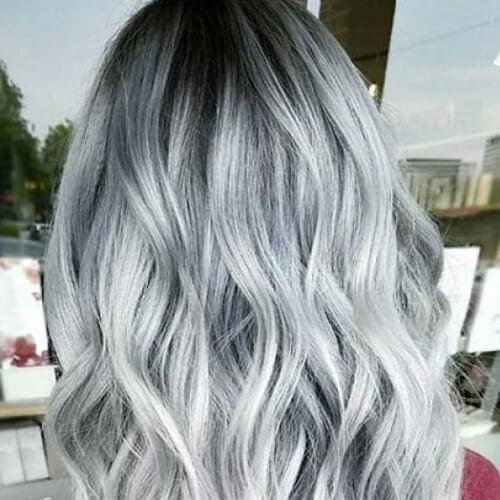 52 Lavish Gray Hair Ideas You Ll Love Hair Motive Hair Motive