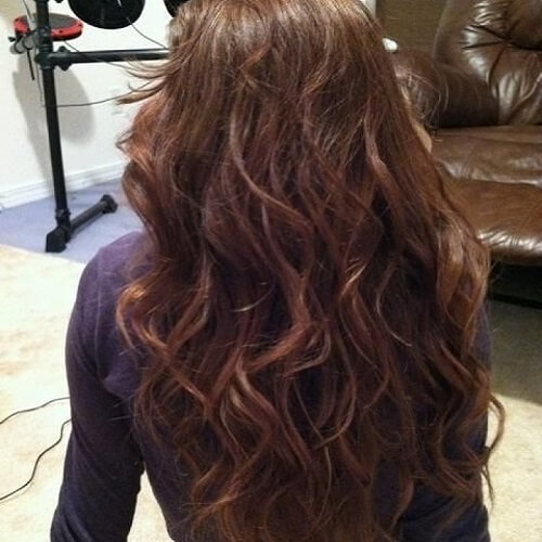 50 marvelous perm ideas for curly wavy or straight hair hair pretty wavy perm urmus Images