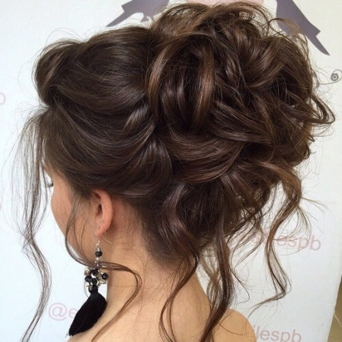 50 Graceful Updos for Long Hair Hair Motive Hair Motive - Easy Prom Hairstyles