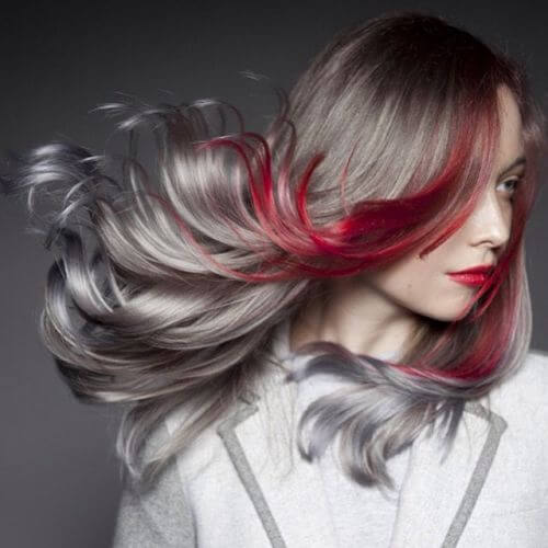 50+ Lavish Silver & Gray Hair Ideas You'll Love | Hair ...