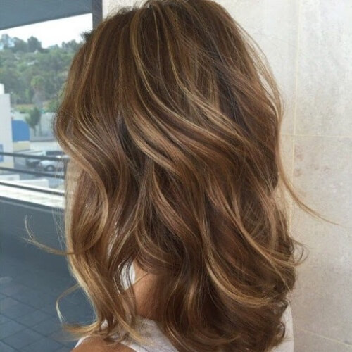 Subtle Blonde Shine