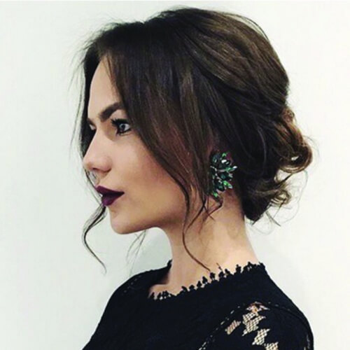 50 Graceful Updos For Long Hair You Ll Just Love Hair Motive