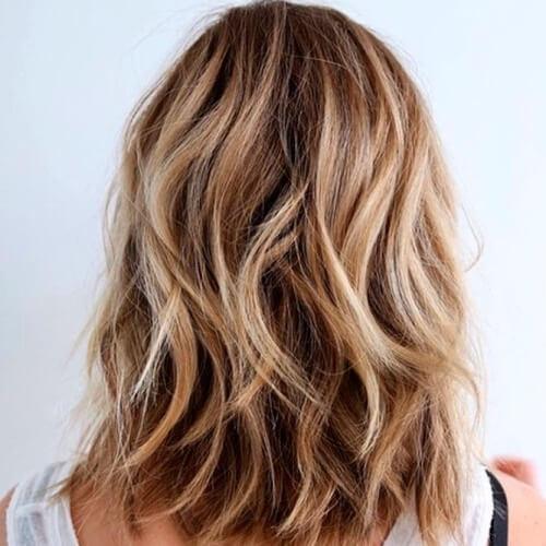 Beach Wavy Hair