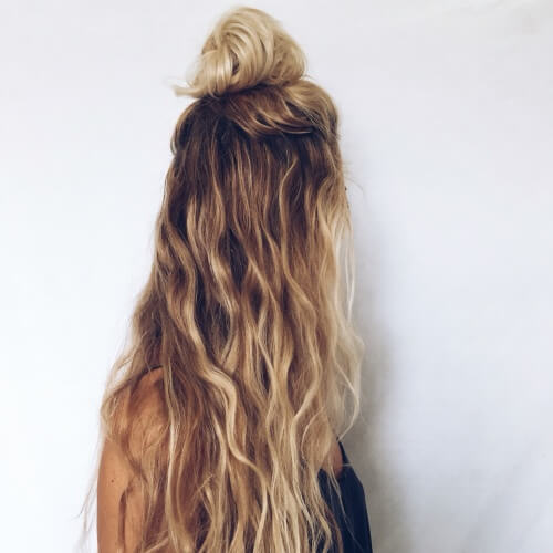 Cute Hairstyles for Wavy Hair