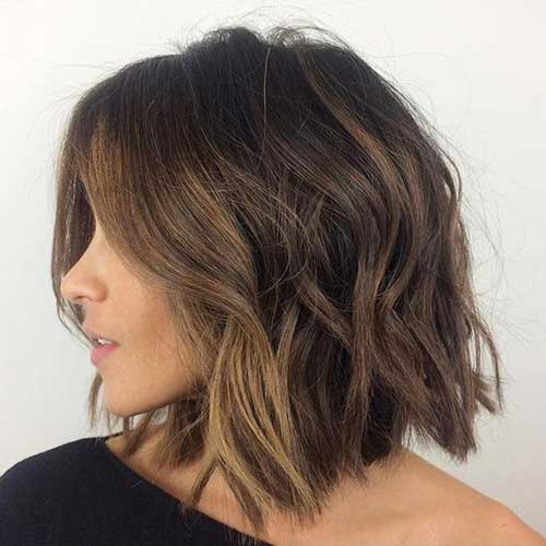 Haircuts for Thick Wavy Hair