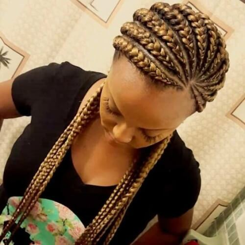 50 Enchanting Ideas For Ghana Braids Hair Motive Hair Motive