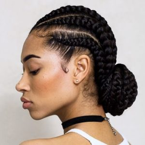 50 Enchanting Ideas for Ghana Braids